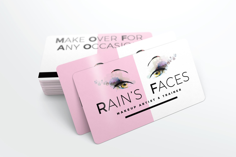 Rain's Faces